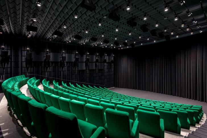 Фото №8 - В Лос-Анджелесе открылся Музей Академии киноискусств по проекту Ренцо Пиано