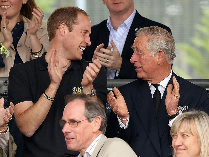 Фото №3 - В новом статусе: какие титулы получит принц Уильям, когда его отец станет королем