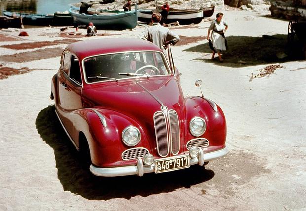 Фото №2 - 10 BMW, которым не повезло с внешностью