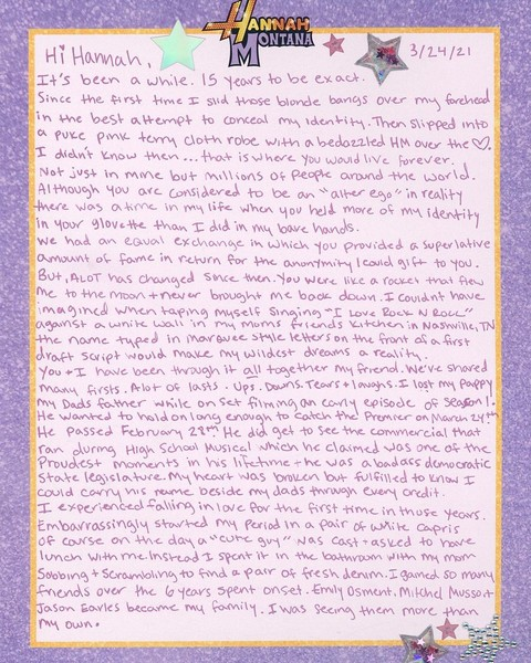 Фото №5 - Ханне Монтане 15 лет! Майли Сайрус отмечает юбилей