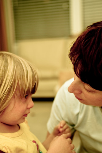 Фото №2 - Мама - лучший психотерапевт!