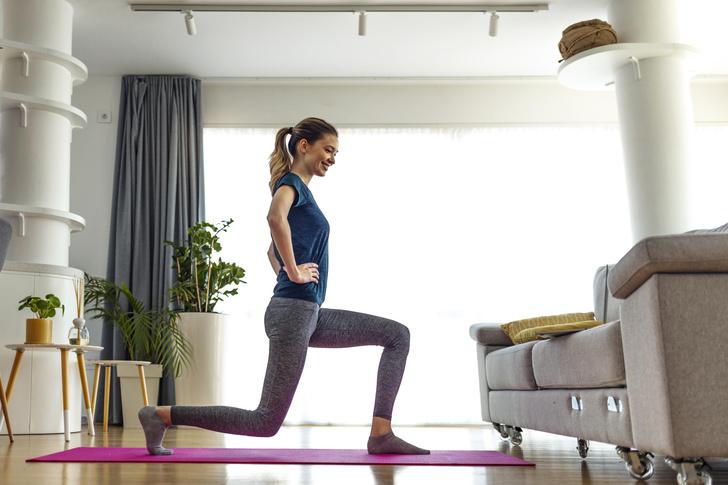 Фото №2 - Упражнения для похудения ног: готовимся к летнему сезону