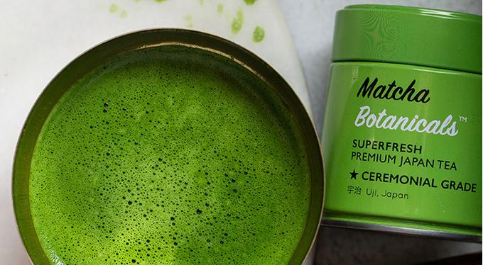 5 причин начинать утро с чая матча от Matcha Botanicals