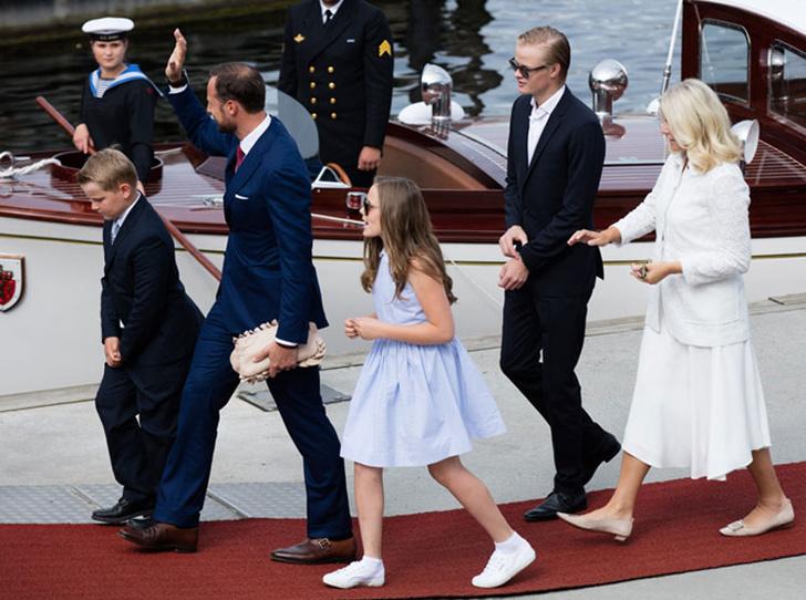 Фото №6 - Кронпринц Хокон: почему будущий король Норвегии ─ наш герой