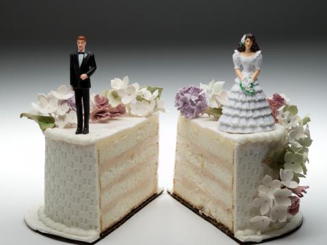 жена бросила мужа