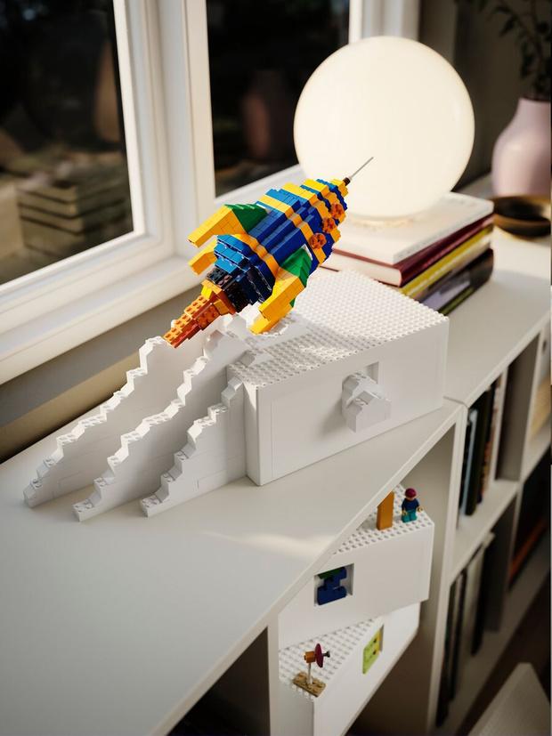 Фото №3 - Коллаборация ИКЕА и LEGO скоро в продаже