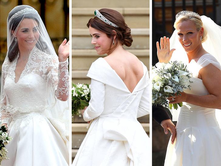 Фото №1 - Особое доверие: кому из королевских невест Елизавета II одолжила самую дорогую тиару