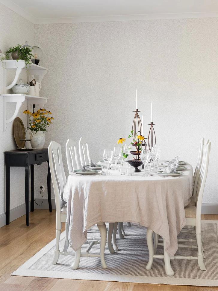 Фото №10 - Светлый дом для большой семьи в Швеции