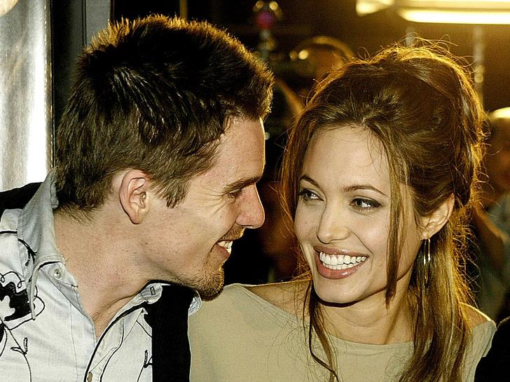 Фото №14 - Любимые мужчины и женщины Анджелины Джоли: 9 главных романов актрисы