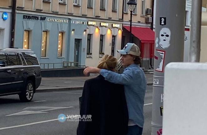 Стефания Маликова и Кирилл Капризов