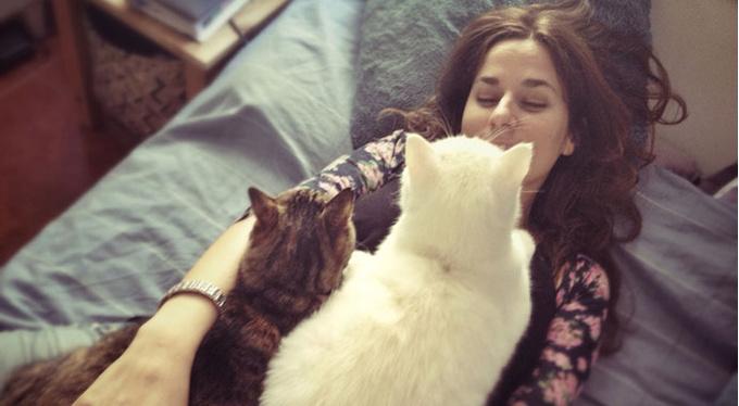 «Мне не стыдно быть «женщиной с кошками»