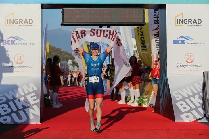 Фото №1 - Российский триатлон закроет сезон в Сочи