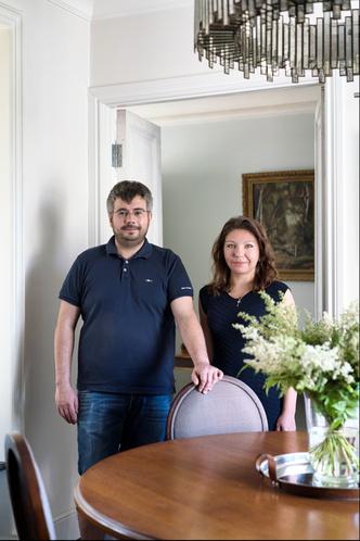 Фото №4 - В гостях у петербургских архитекторов Игоря Черновола и Марии Илюк