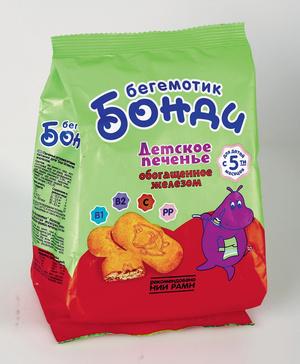 Фото №5 - Детское печенье: учимся жевать