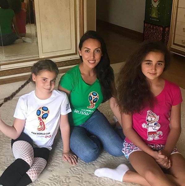 Алсу с дочками фото