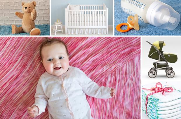 Фото №1 - Приданое малыша: полный ликбез! Что нужно купить к рождению ребенка