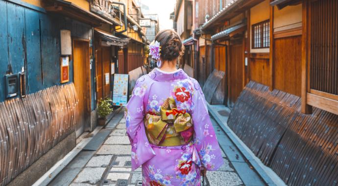 Как я подрабатывала гейшей в Японии