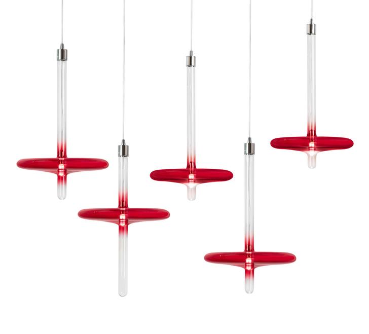 Фото №3 - Светильники по дизайну Димы Логинова для Arte di Murano