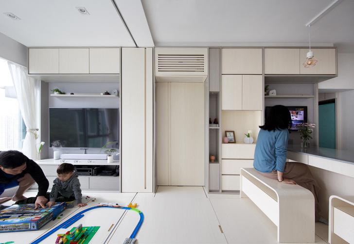 Фото №2 - Квартира-трансформер в Гонконге