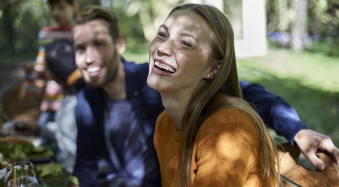 Десять сильных сторон улыбки