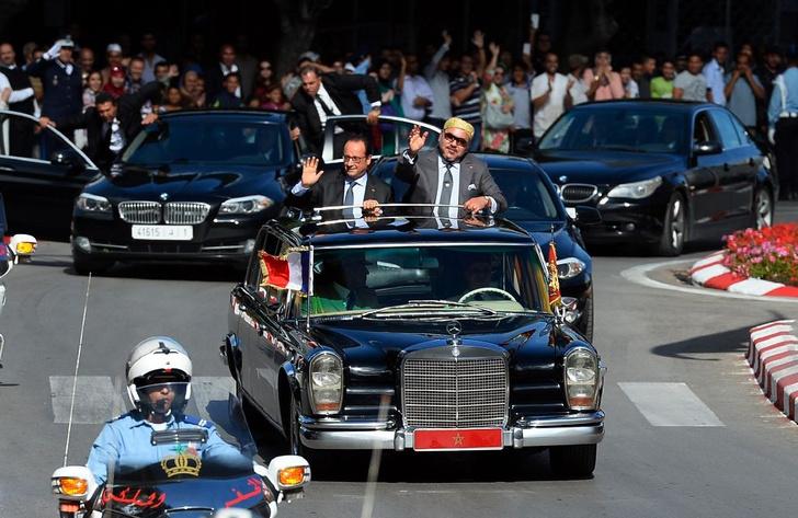 Фото №5 - Необычные автомобили, на которых передвигаются главы государств