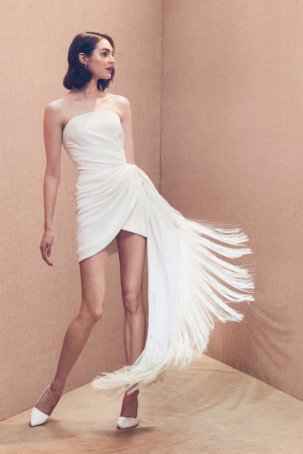 Фото №1 - Лучшая коллекция свадебных платьев 2020: Oscar de la Renta