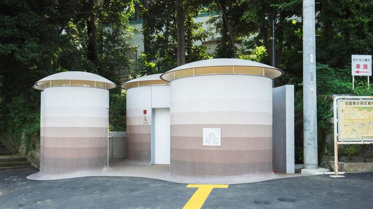 Фото №1 - Общественный туалет по проекту Тойо Ито в Японии