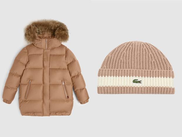 Фото №1 - Пуховик + шапка: модное сочетание для зимнего сезона