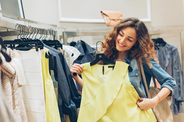 Ошибки в примерочной, шоппинг, правила шоппинга, рациональный шоппинг