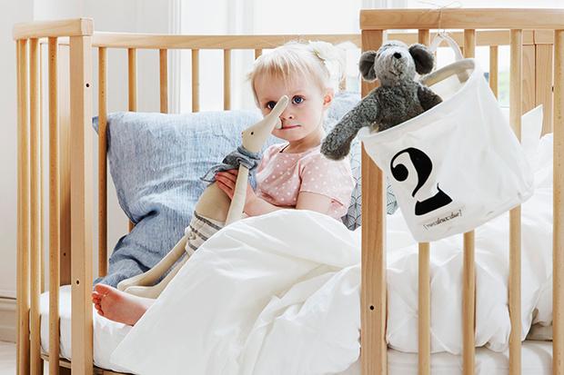Фото №4 - Скандинавские сны: Stokke® Sleepi™ - новый цвет кроватки-трансформера