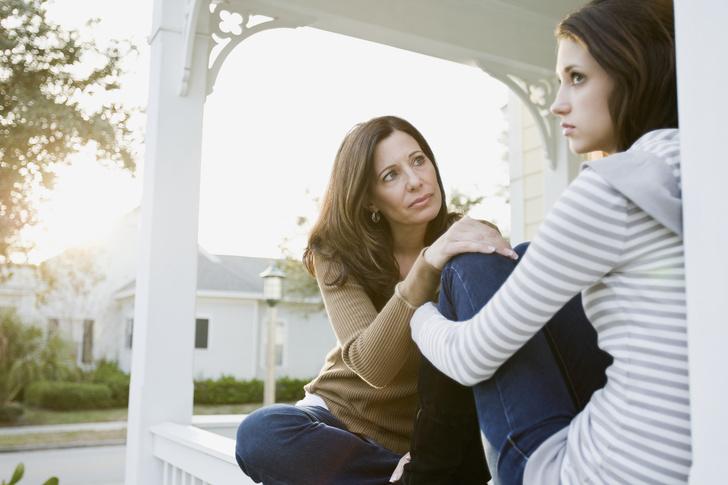 Фото №1 - Need Help: Что делать, если мама постоянно жалуется мне на личную жизнь?
