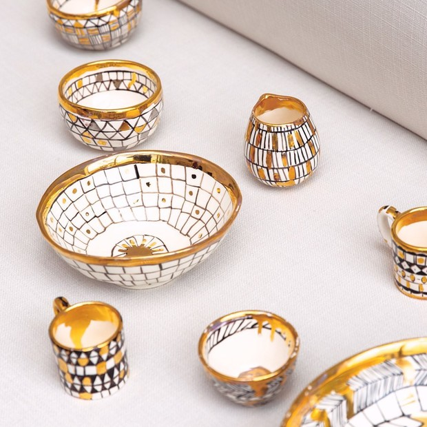 Фото №5 - Новые имена: марка Gourji Ceramics