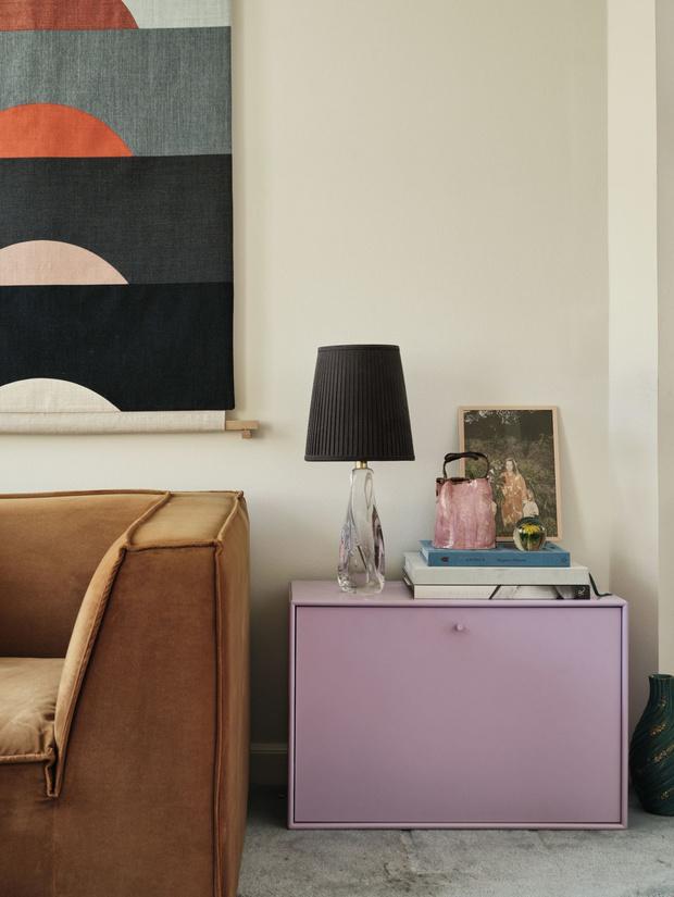 Фото №7 - Цвет, экспрессия, максимализм: уютный дом в Копенгагене