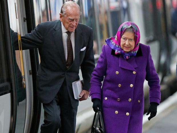 Фото №2 - Королевские причуды: самое странное увлечение принца Филиппа