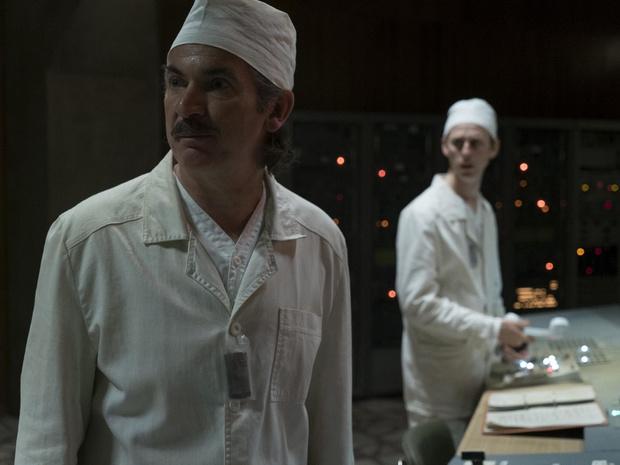 Пол Риттер умер, Пол Риттер фото, Пол Риттер Чернобыль, актер Чернобыля