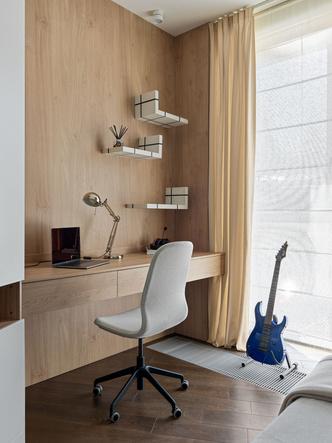 Фото №7 - Классическая квартира с яркими акцентами