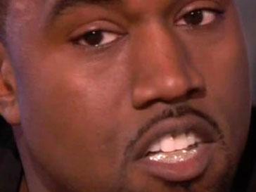 Кени Вест (Kanye West) на днях посетил стоматолога