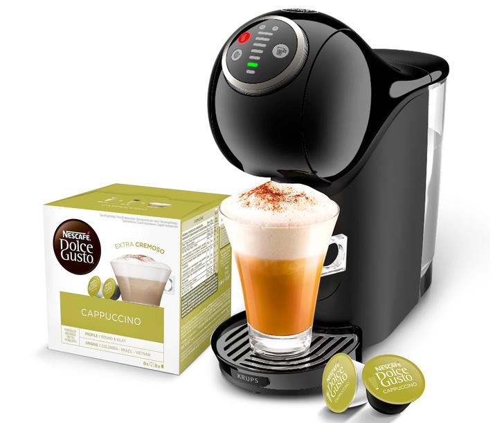 Фото №2 - Превосходный кофе у Вас дома: новая линейка высокотехнологичных капсульных кофемашин GENIO S от NESCAFÉ Dolce Gusto