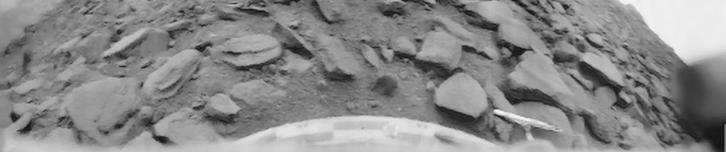 Фото №3 - 45 лет назад советский космический аппарат «Венера-9» приземлился на Венере и сделал ее фотоснимки