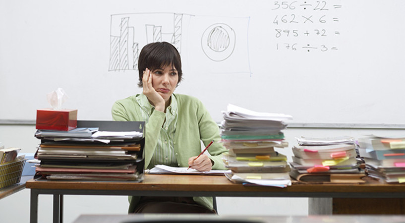 Does a teacher need psychotherapy?