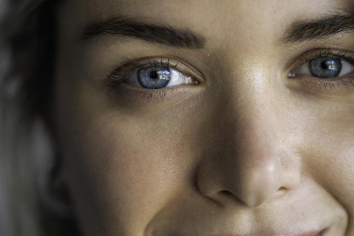 исконно русский цвет глаз, серые глаза