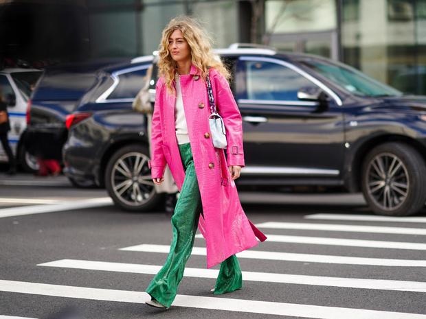 Фото №2 - Модная радуга: 10 самых смелых цветовых сочетаний, которые стоит попробовать