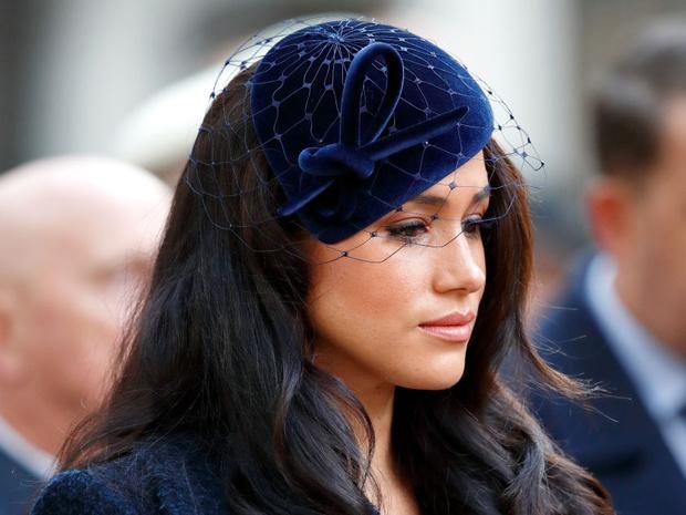 Фото №1 - «Это невыносимое горе»: герцогиня Меган рассказала о потере второго ребенка