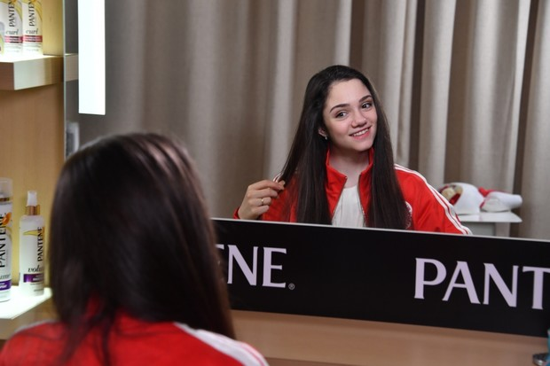Фото №2 - «Я знала, что сделала все, что могла, и горжусь своими баллами»: Евгения Медведева рассказала об Олимпиаде и о конкуренции в спорте
