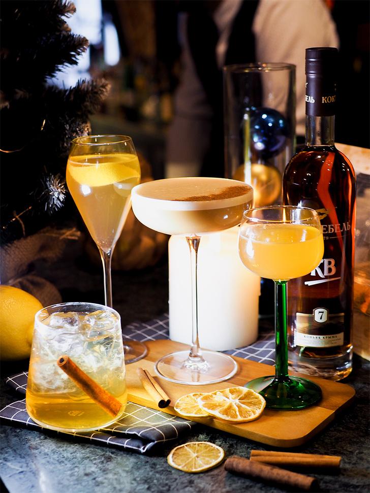 Фото №1 - 4 оригинальных новогодних коктейля, каждый из которых достоин стать звездой вечеринки