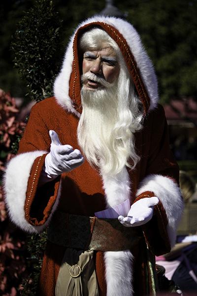 Фото №12 - Деды Морозы: гавайский ходит в плавках, а в Италии это женщина