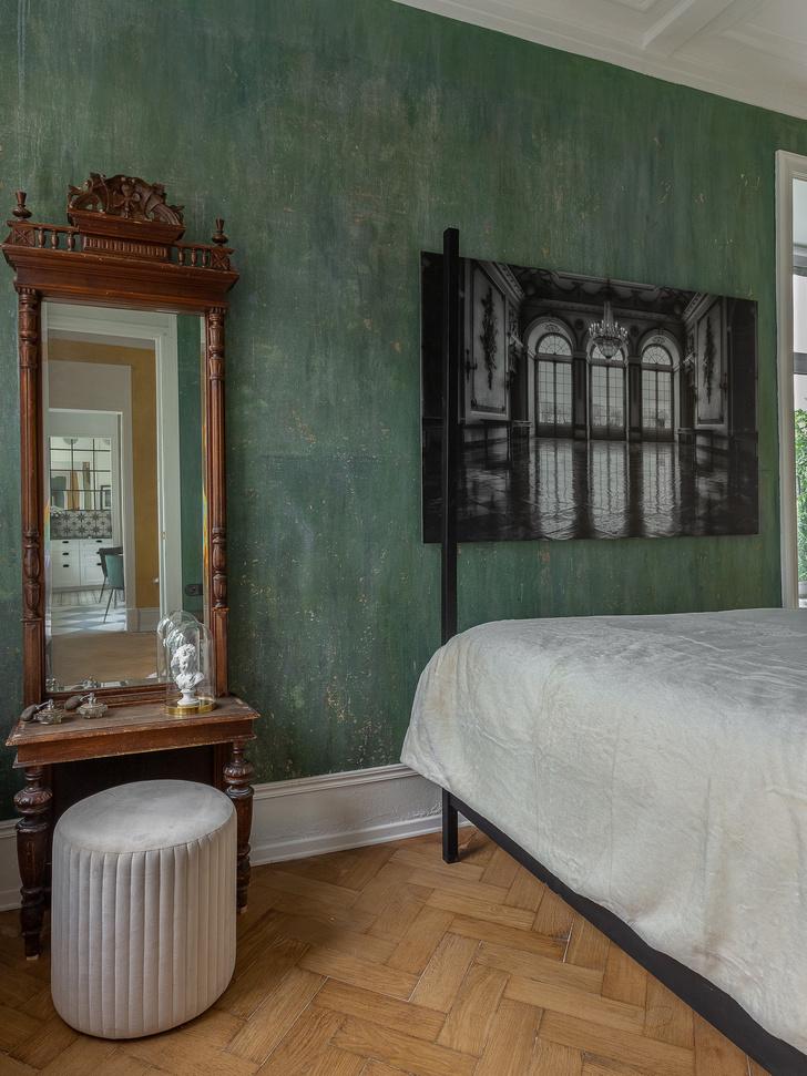 Фото №11 - Атмосферная квартира 50 м² в бывшем доходном доме 1913-го года в Москве