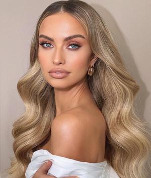 модное окрашивание волос для блондинок на короткие волосы