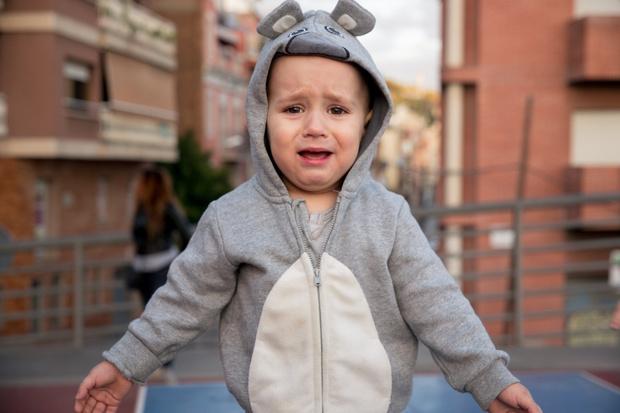 Фото №1 - Как помочь малышу пережить разлуку с мамой