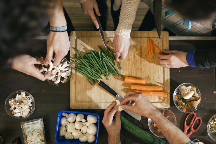 Фото №2 - Что едят вегетарианцы?